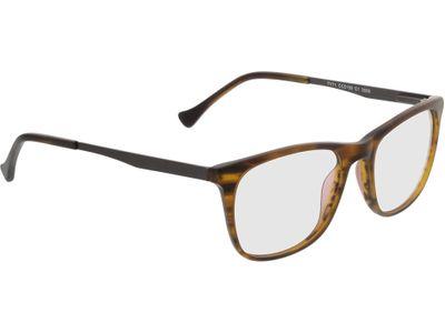 Brille Peking-braunmeliert/anthrazit