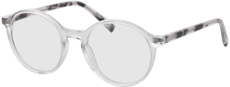 Picture of glasses model Reso-transparent in angle 330