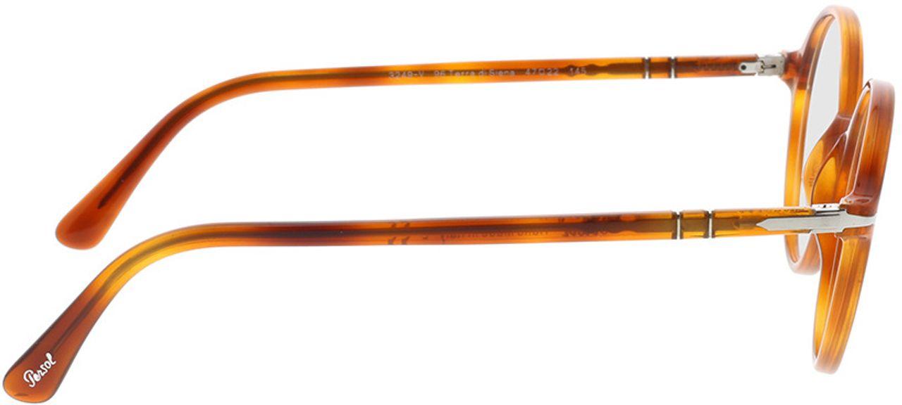 Picture of glasses model Persol PO3249V 96 47-22 in angle 90