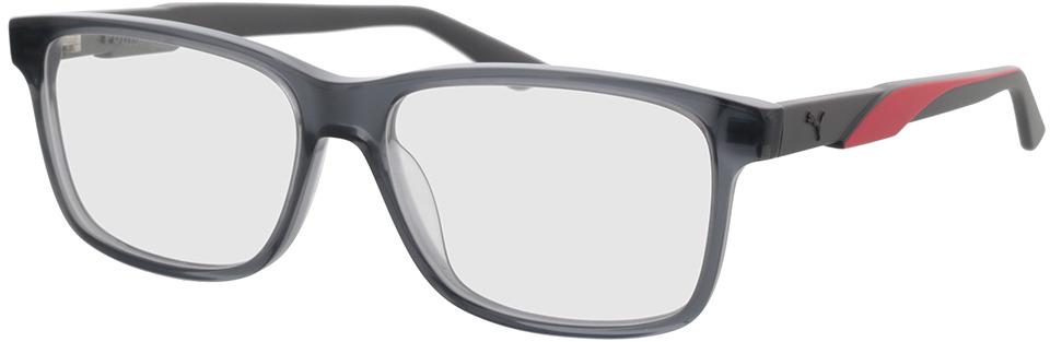 Picture of glasses model Puma PU0341O-004 in angle 330