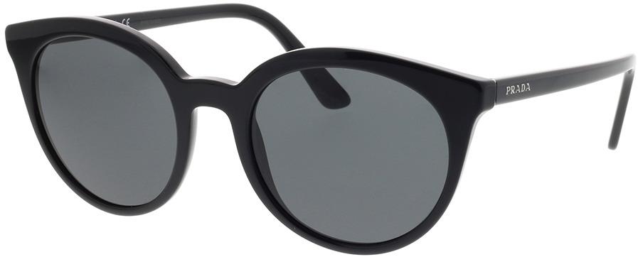 Picture of glasses model Prada PR 02XS 1AB5S0 53-21