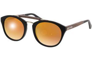 Sunglasses Auerburg walnut/black 50-21