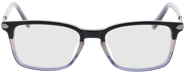 Picture of glasses model Fossil FOS 7075/G 6Q1 52-18 in angle 0