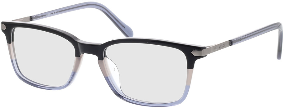 Picture of glasses model Fossil FOS 7075/G 6Q1 52-18 in angle 330