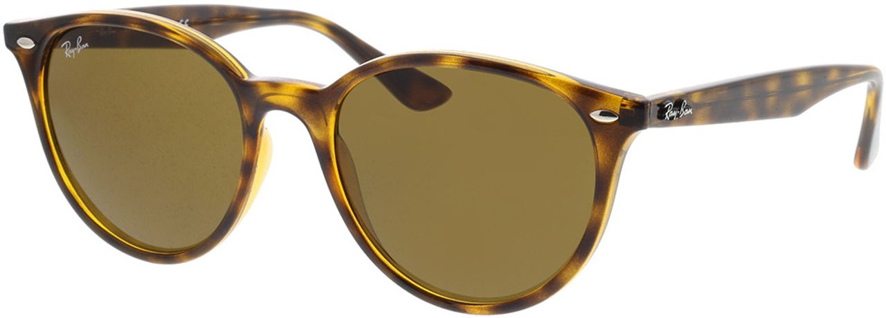 Picture of glasses model Ray-Ban RB4305 710/73 53-19 in angle 330
