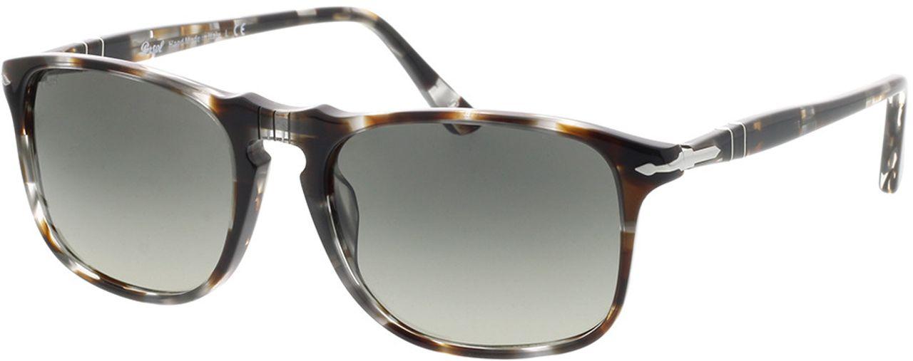 Picture of glasses model Persol PO3059S 112471 54-18 in angle 330