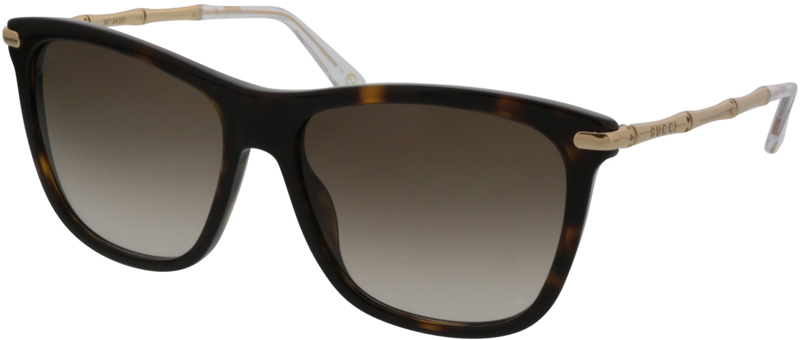 Picture of glasses model Gucci GG3778/S LVL 55-16 in angle 330