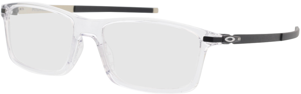 Picture of glasses model Oakley OX8050 805002 57-18 in angle 330