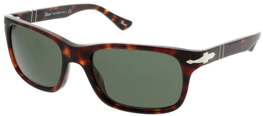 Picture of glasses model Persol PO3048S 24/31 55-19 in angle 330