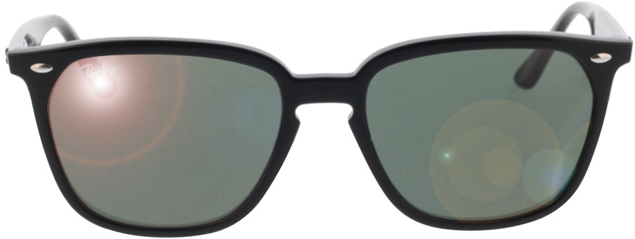 Picture of glasses model Ray-Ban RB4362 601/71 55-18 in angle 0