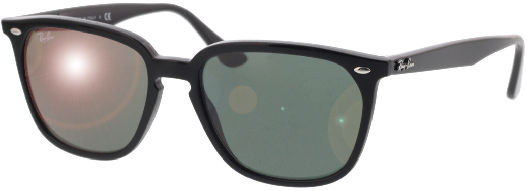 Picture of glasses model Ray-Ban RB4362 601/71 55-18 in angle 330