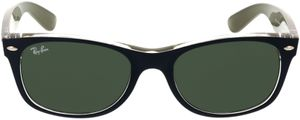 Picture of glasses model Ray-Ban New Wayfarer RB2132 6188 52-18