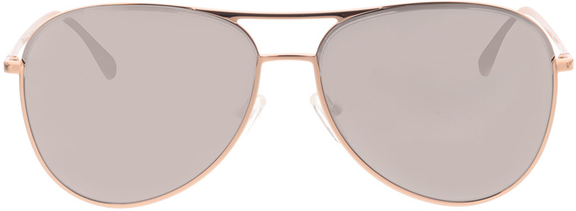 Picture of glasses model Michael Kors MK1089 11086G 59-14 in angle 0