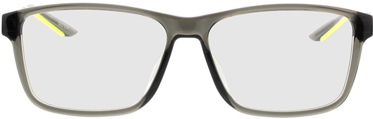 Picture of glasses model Puma PU0207O-003 57-15 in angle 0