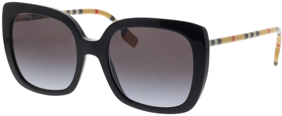 Picture of glasses model Burberry BE4323 38538G 54-20 in angle 330