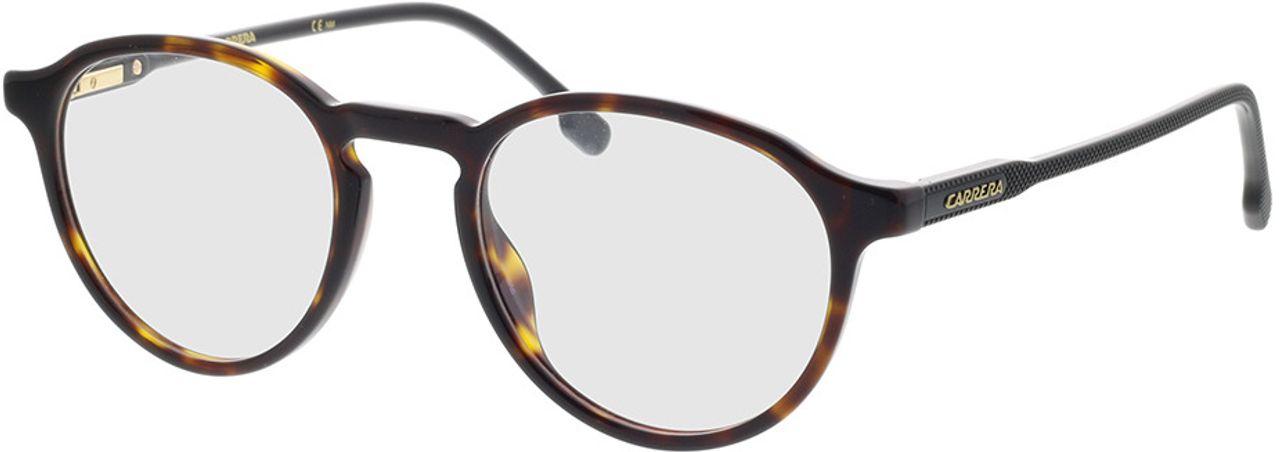 Picture of glasses model Carrera CARRERA 233 086 50-21 in angle 330