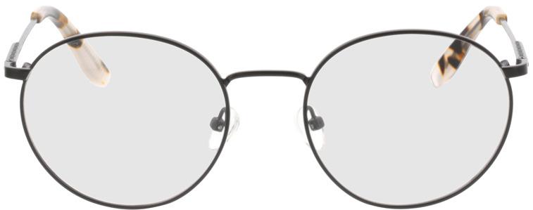 Picture of glasses model Paul-matt schwarz in angle 0