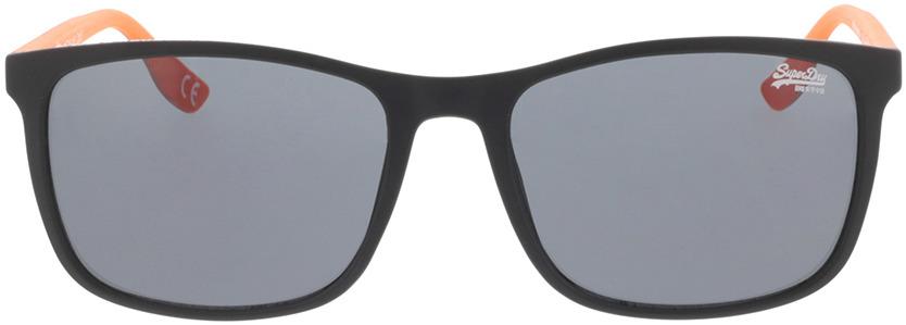Picture of glasses model Superdry SDS Hacienda 104 black/orange 58-18 in angle 0