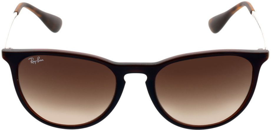 Picture of glasses model Ray-Ban Erika RB4171 631513 54-18 in angle 0