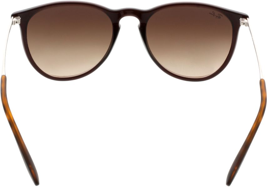 Picture of glasses model Ray-Ban Erika RB4171 631513 54-18 in angle 180