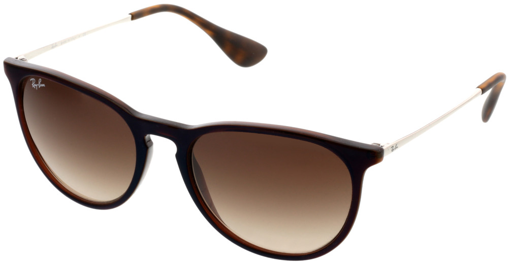 Picture of glasses model Ray-Ban Erika RB4171 631513 54-18 in angle 330