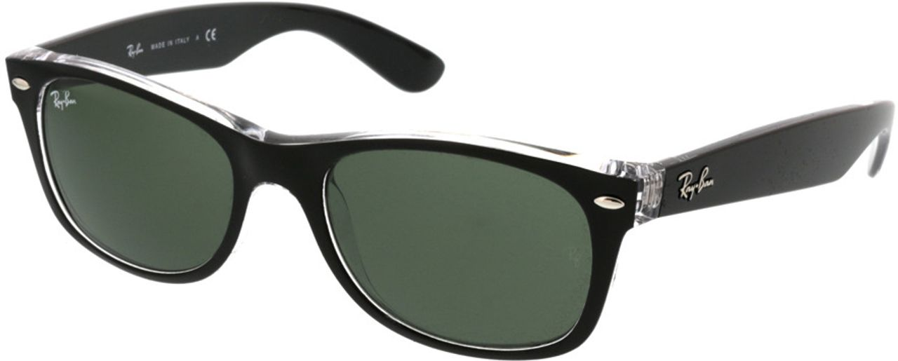 Picture of glasses model Ray-Ban New Wayfarer RB2132 6052 52-18 in angle 330