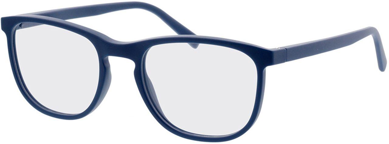 Picture of glasses model Tilia-blau in angle 330