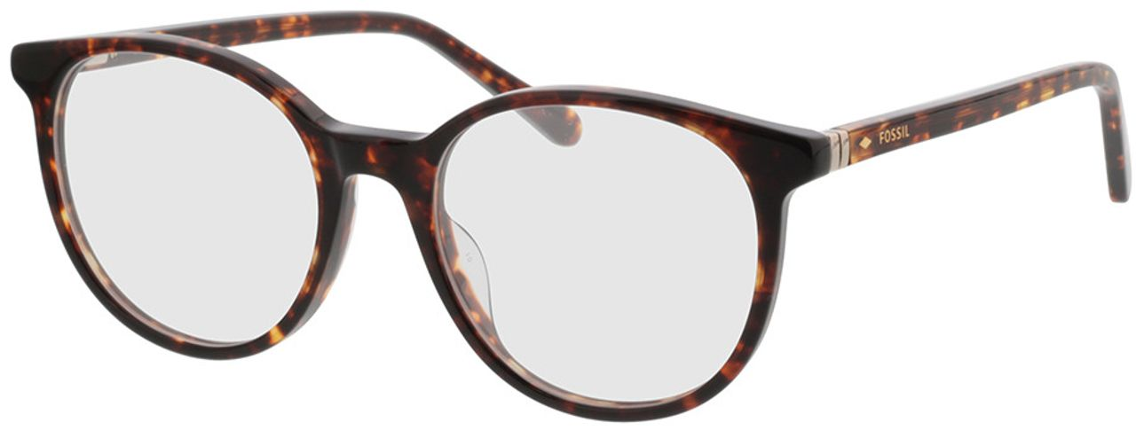 Picture of glasses model Fossil FOS 7086 086 50-18 in angle 330