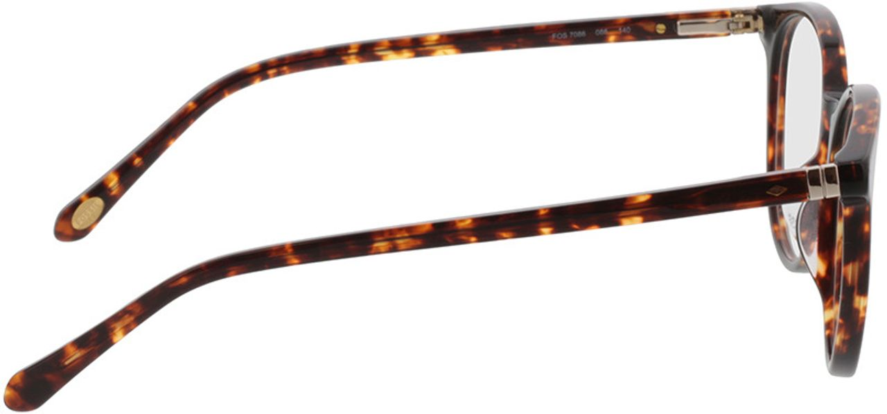 Picture of glasses model Fossil FOS 7086 086 50-18 in angle 90