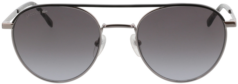 Picture of glasses model Lacoste L228S 038 52-21 in angle 0