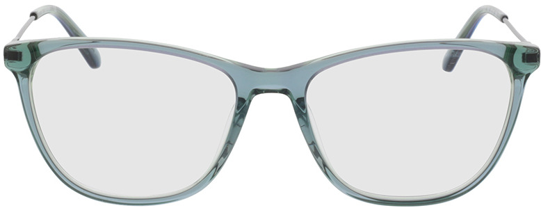 Picture of glasses model Calvin Klein CK38055 438 53-16 in angle 0