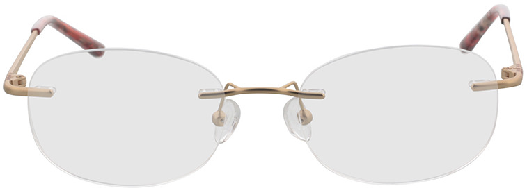 Picture of glasses model Venus-or in angle 0
