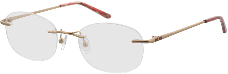 Picture of glasses model Venus-or in angle 330
