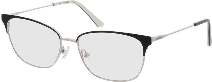 Picture of glasses model Calvin Klein CK18108 001 52-15 in angle 330