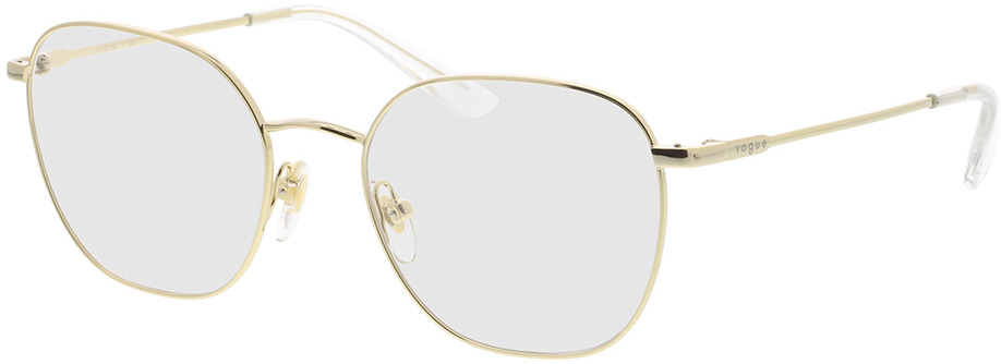 Picture of glasses model Vogue VO4178 848 50-18 in angle 330