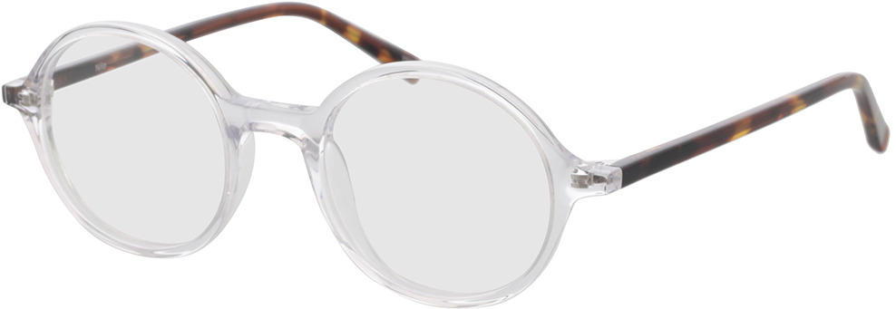 Picture of glasses model Nilo-transparent in angle 330