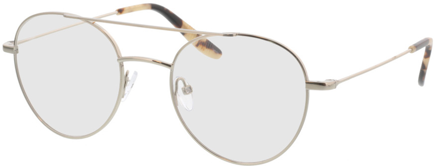 Picture of glasses model Logan-silber in angle 330