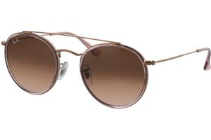 Ray-Ban Round Double Bridge RB3647N 9069A5 51-22