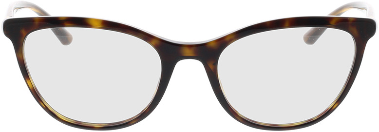 Picture of glasses model Dolce&Gabbana DG3324 502 52-19 in angle 0