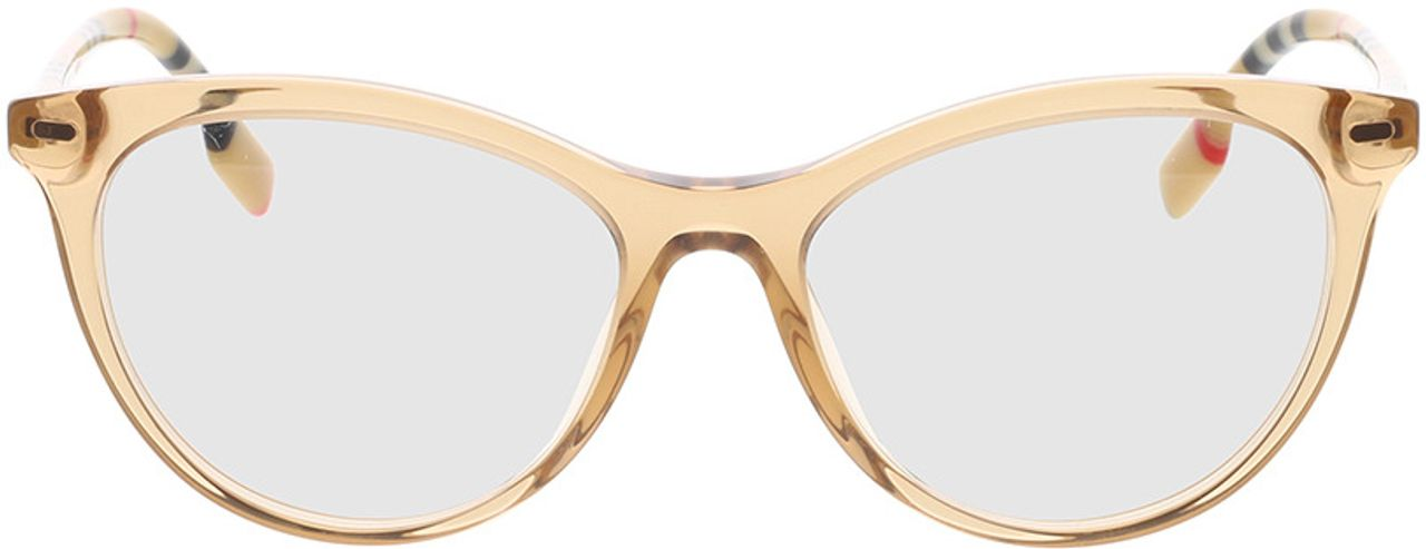 Picture of glasses model Burberry BE2325 3888 51-16 in angle 0
