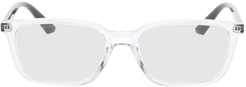 Picture of glasses model Ray-Ban RX7176 5943 54-17 in angle 0