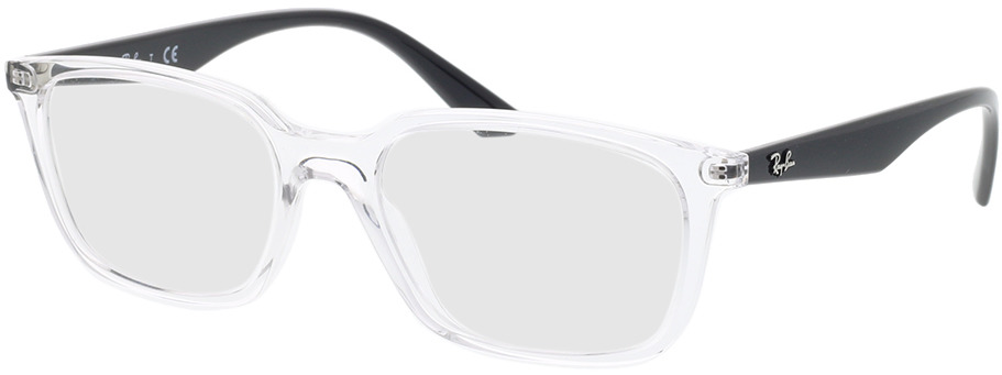 Picture of glasses model Ray-Ban RX7176 5943 54-17 in angle 330