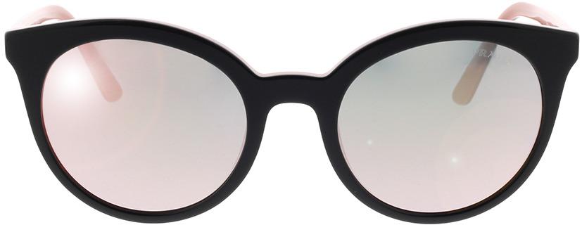 Picture of glasses model Prada PR 02XS 541726 53-21 in angle 0