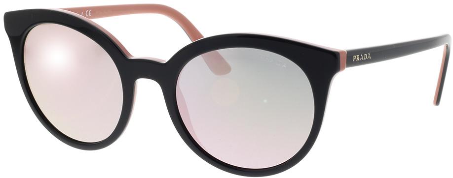 Picture of glasses model Prada PR 02XS 541726 53-21 in angle 330