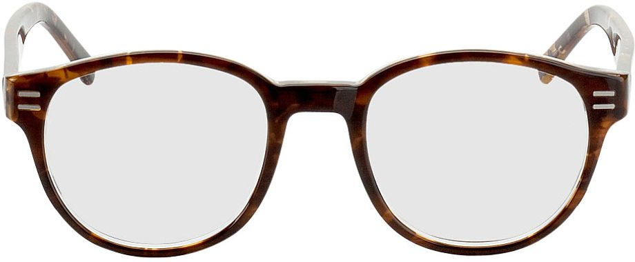 Picture of glasses model Albury-braun in angle 0