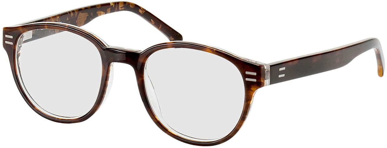 Picture of glasses model Albury-braun in angle 330