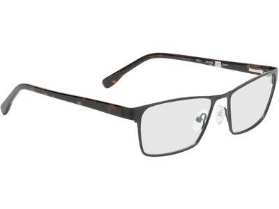 Brille Burgos-schwarz/braun-meliert