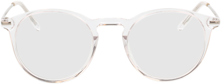 Picture of glasses model Laos-transparent in angle 0
