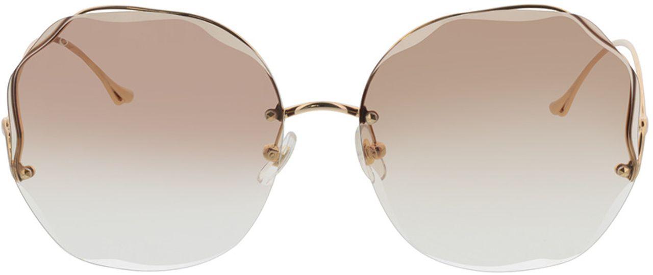 Picture of glasses model Bolon BL7098 A61 61-16 in angle 0