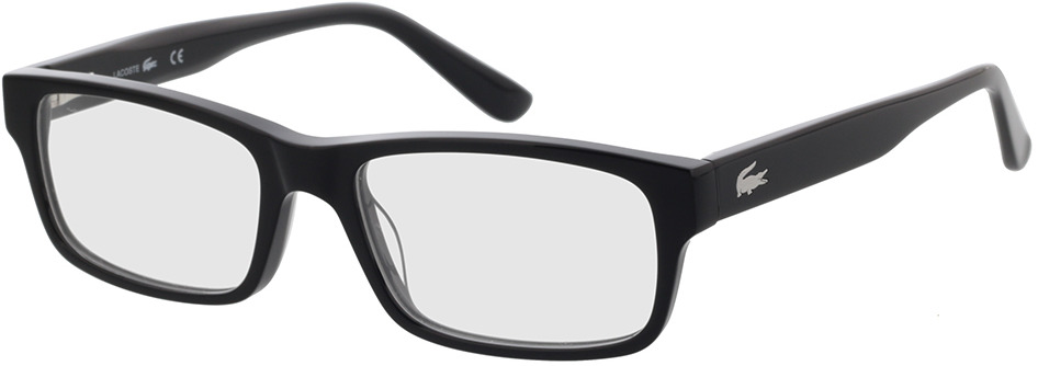 Picture of glasses model Lacoste L2705 001 53-17 in angle 330